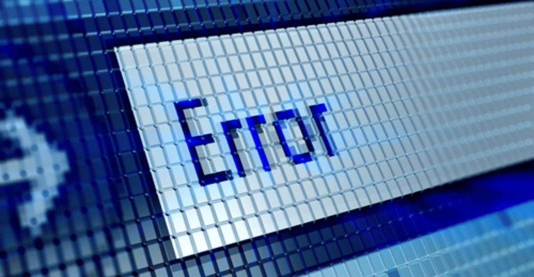 Data errors - even small ones - can prove costly.