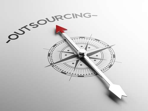 Outsourcing can be an effective solution for financial service companies.