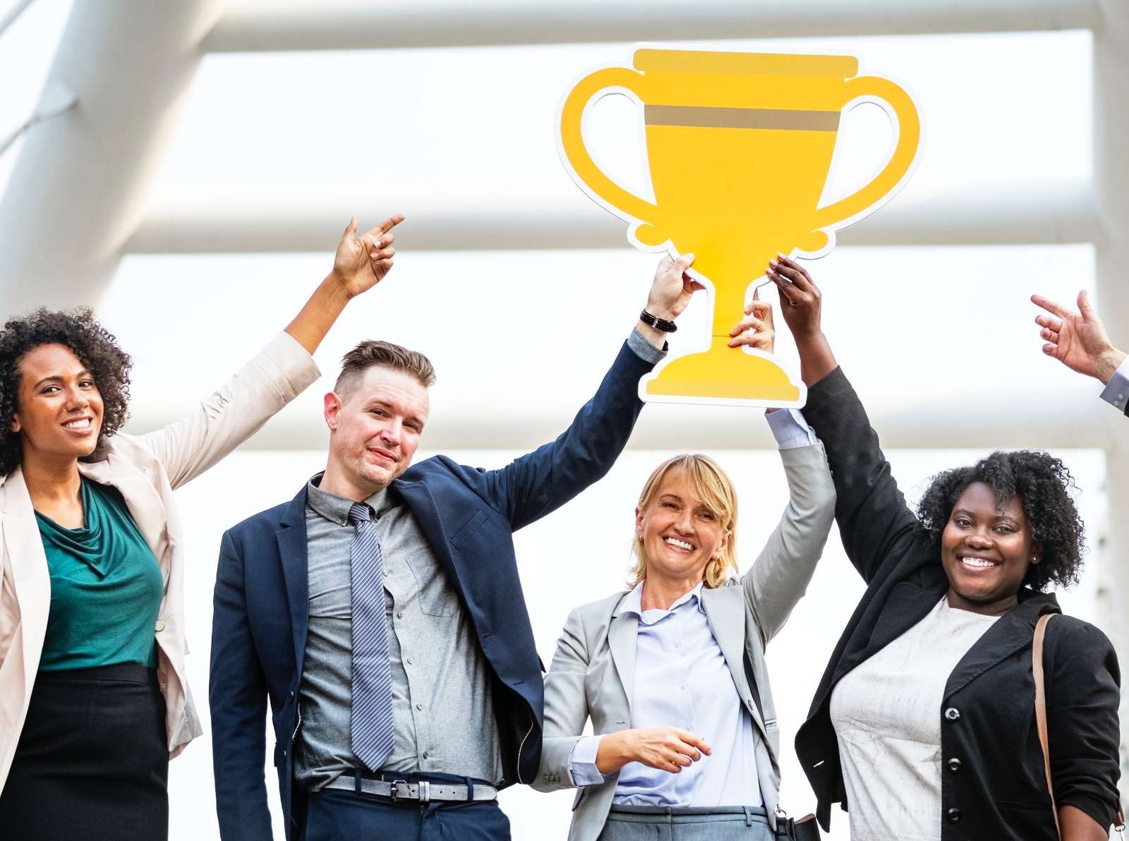 How Do You Spell Success? Businesses Can Excel Through Outsourcing