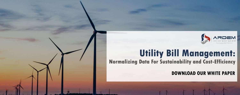 utility bill management