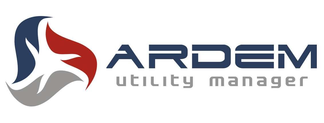 ARDEM Utility Manager Logo