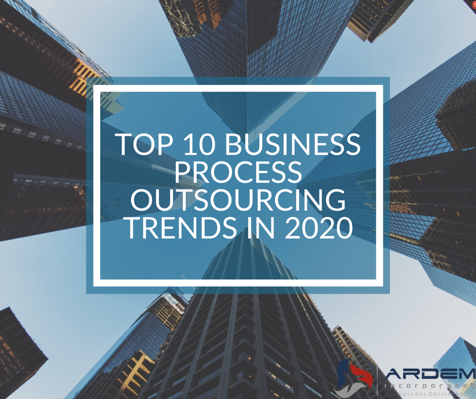 10 Outsourcing Trends that Will Transform the BPO Industry in 2020