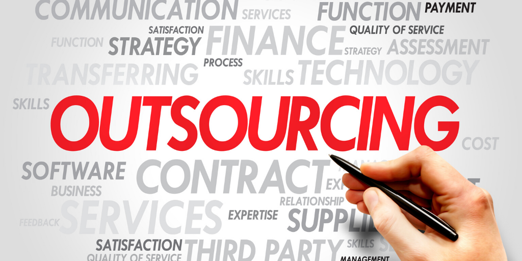 Outsource your business processes to create an effective survival strategy.