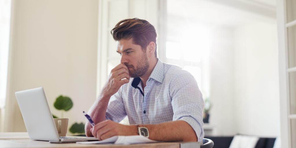 Social distancing can also cause loss of confidence among employees working from home.