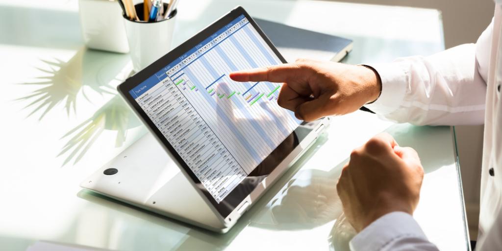 Digital transformation offers efficient data management.