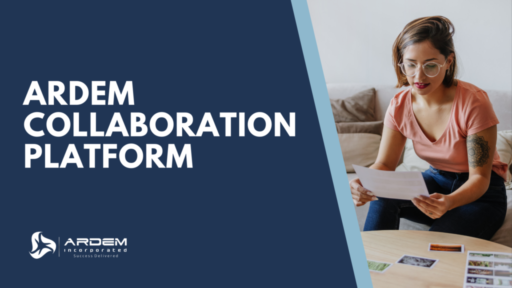 The ARDEM Collaboration Platform allows you to build strong remote teams and deliver collaboartive success.