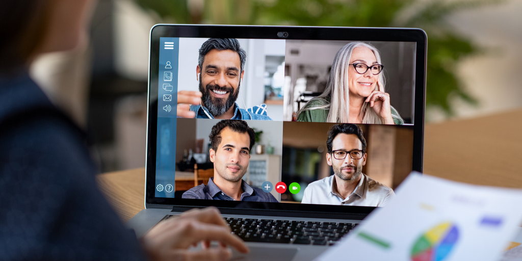 Training your managers is essential for effective virtual collaboration.