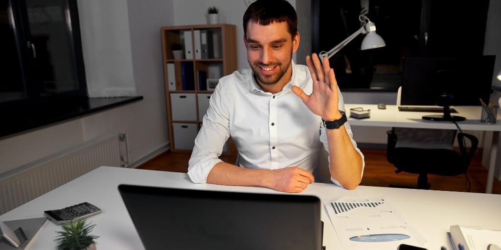Enable virtual social interaction to build stronger remote teams.