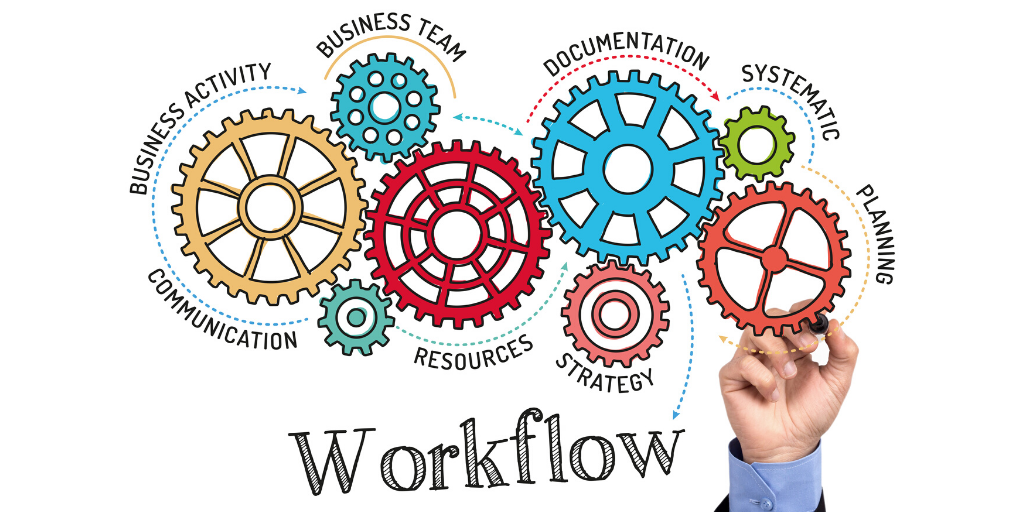 Business process automation starts with an intelligent workflow.