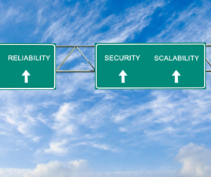 Implementing scalability and security in your finance function.