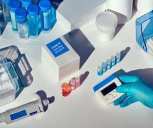 ARDEM processes forms for molecular testing.