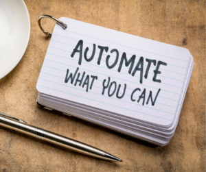Automation provides greater transparency and control over your finance and accounting processes.
