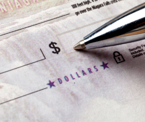 You can improve checks received with automated services.