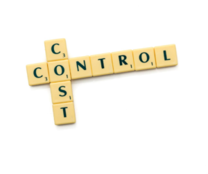 Financial institutions need to implement effective cost control measures over the next few weeks.