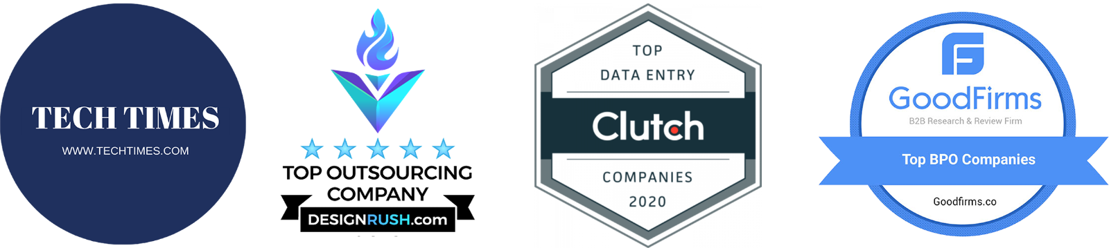 data entry outsourcing solutions awards