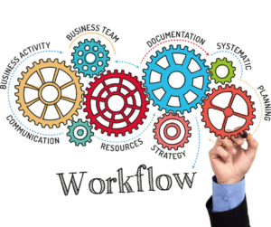 ARDEM proposes an upgraded workflow for your internal operations.