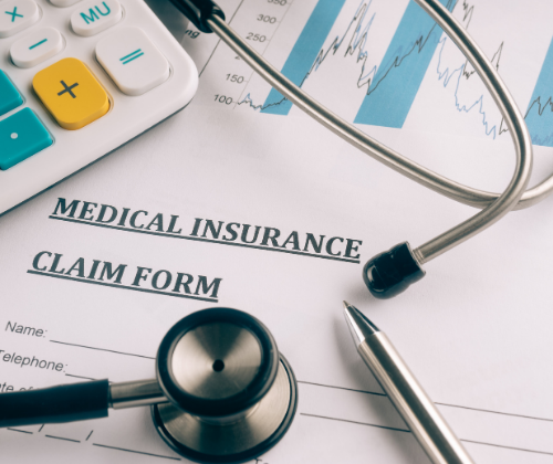 ARDEM extracts and processes medical insurance data from COVID-19 test forms.