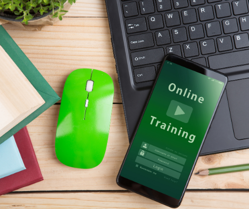 Creating a virtual training program for high-quality logistics data processing.