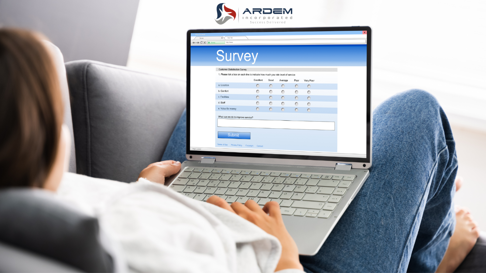 Implementing a Successful Survey Processing Solution for a Government Research Center