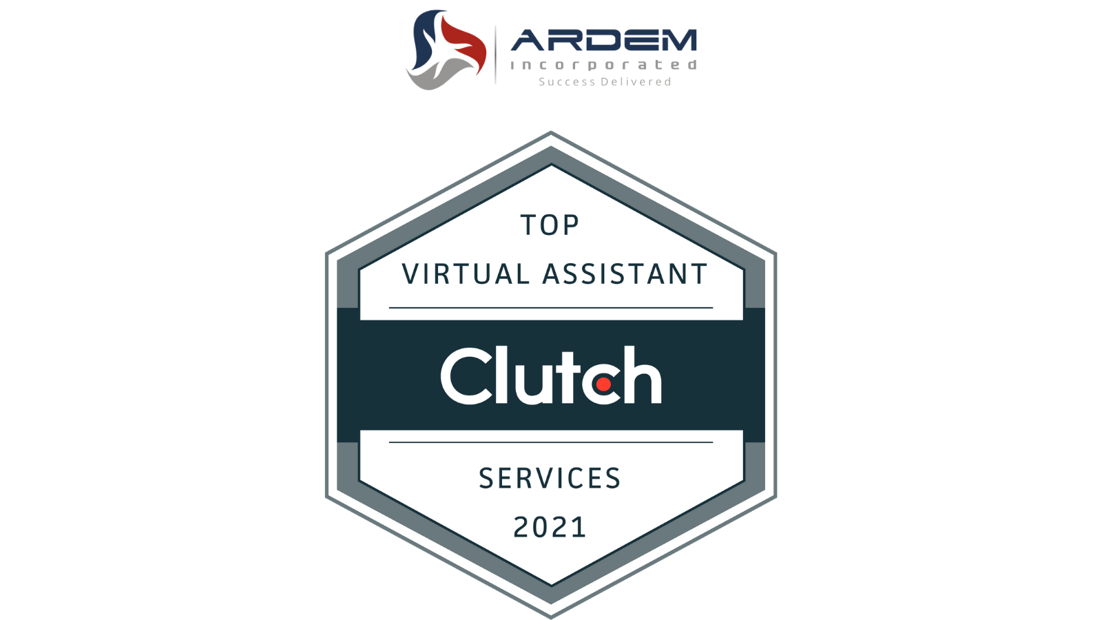 Clutch Ranks ARDEM Incorporated as a Top Virtual Assistant Provider