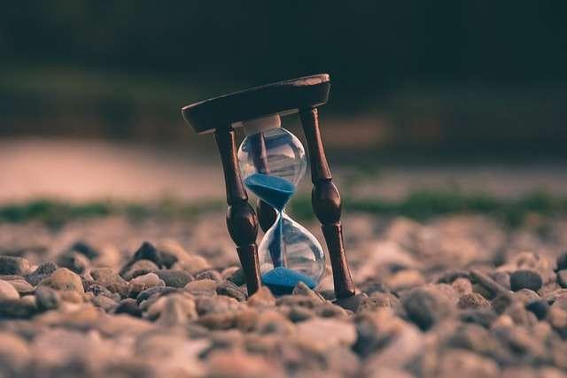 Hourglass Saves Time