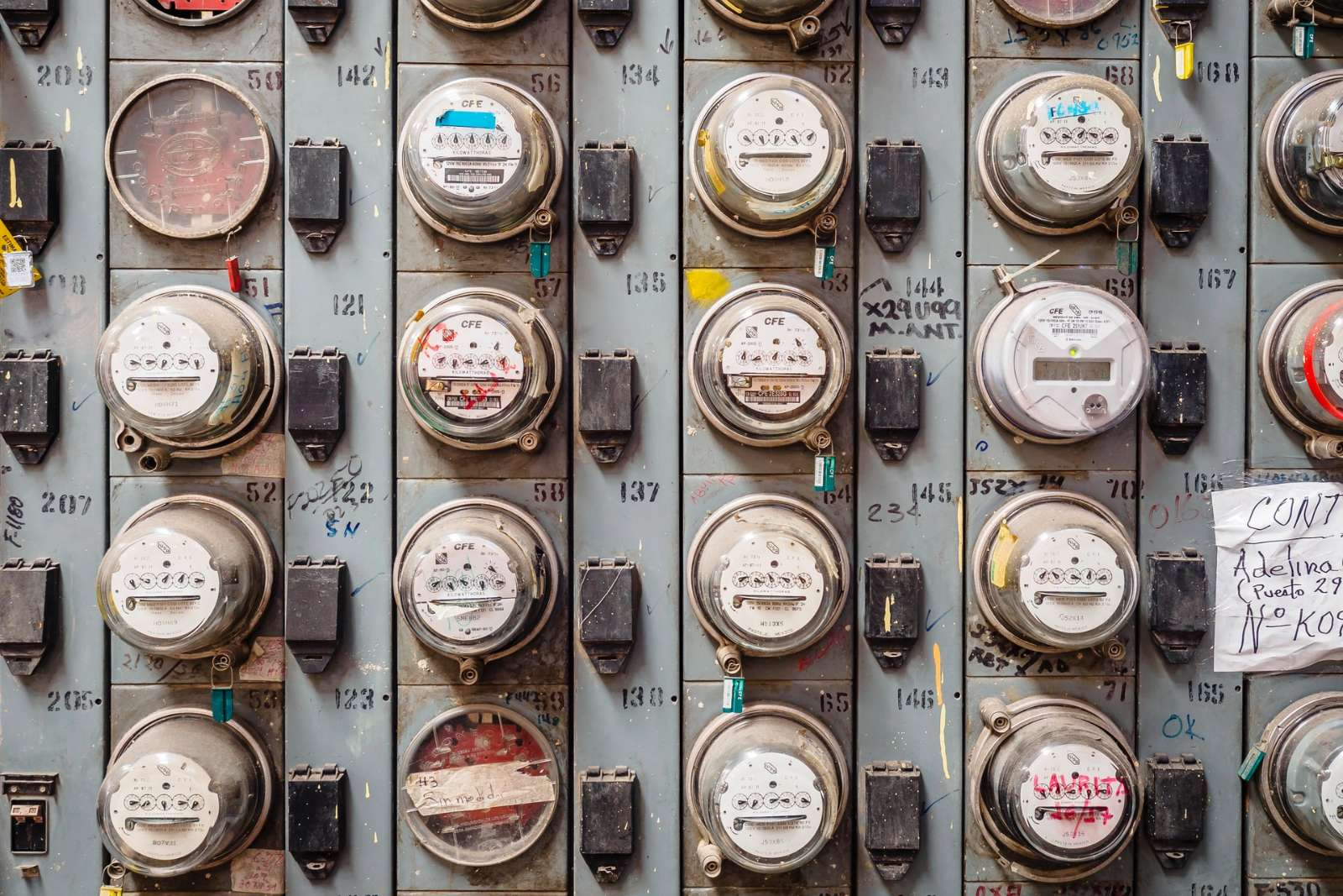 Electric Utility Bills Processing