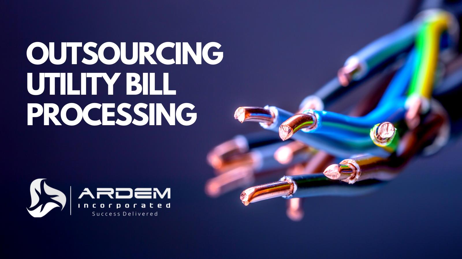 Utility Bill Processing