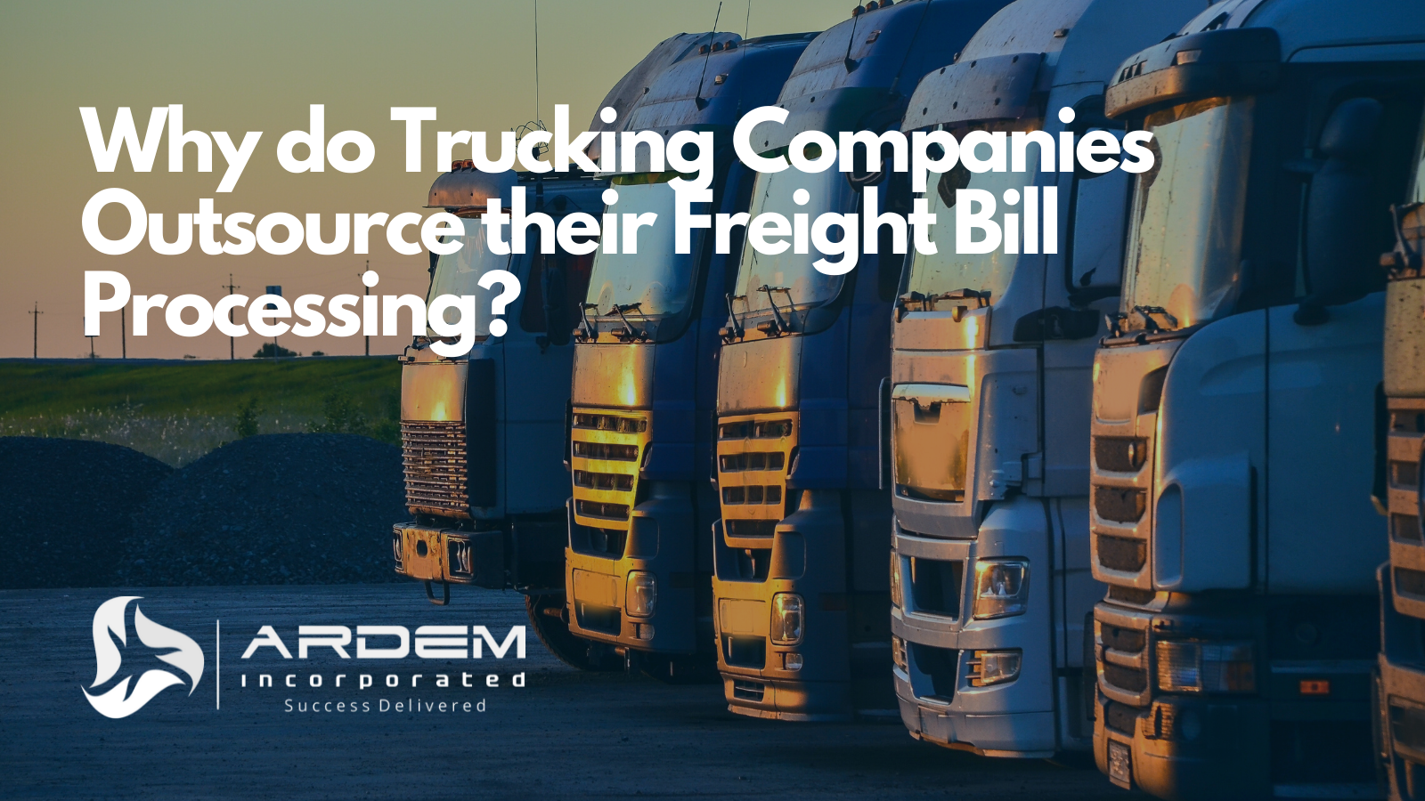 Trucking Companies Outsource